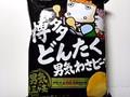 山芳製菓 博多どんたく男気わさビーフ 袋90g