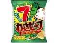山芳製菓 ポテトチップス わさび7倍わさビーフ