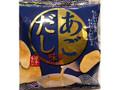 山芳製菓 ポテトチップス あごだし味 袋50g