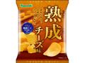 山芳製菓 ポテトチップス 熟成チーズ味 袋62g