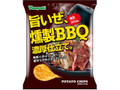 山芳製菓 ポテトチップス 燻製BBQ味 袋62g