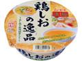 ニュータッチ 凄麺 鶏しおの逸品 カップ114g
