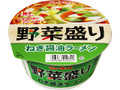 ニュータッチ 野菜盛りねぎ醤油ラーメン カップ94g