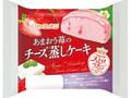 リョーユーパン あまおう苺のチーズ蒸しケーキ 袋1個