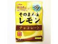 ライオン そのまんまレモンチョコレート 袋25g