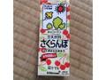キッコーマン 豆乳飲料 さくらんぼ パック200ml