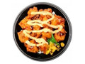 スリーエフ ひかりの鶏から明太マヨ丼