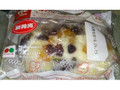 フランソア 3種の果実蒸しパン 袋1個