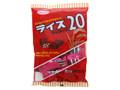 東チョコ ライスチョコレート20 袋100g