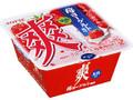 ロッテ 爽 苺ヨーグルト風味 果肉入り カップ185ml