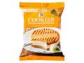 セブンプレミアム チーズが香るクッキーサンドアイス 袋65ml