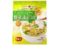 ひかり味噌 スープはるさめ 野菜としょうが 袋70.5g