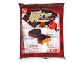 エース 扇チョコバウムクーヘン 袋8個