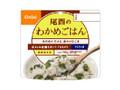 Onisi 尾西のわかめごはん 袋1食