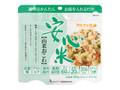 アルファー食品 安心米 山菜おこわ アルファ化米 袋100g