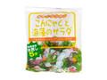高野食品 こんにゃくと海藻のサラダ 袋107g