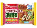 ニッポンハム てりやきチキンで巻いた3種野菜 袋6個