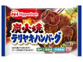 ニッポンハム 炭火焼テリヤキハンバーグ 袋6個