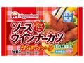ニッポンハム ソースウインナーカツ 袋6個