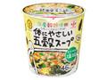 ヒガシマル 体にやさしい五穀スープ 塩味 カップ13g