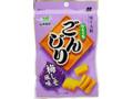 村岡食品 ひとくちごんじり 梅しそ風味 袋35g
