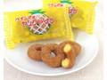 宮田製菓 パインアメのヤングドーナツ 4個