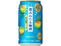 サントリー 澄みわたる梅酒 南高梅ソーダ 缶350ml