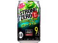 サントリー -196℃ ストロングゼロ ビターライム 缶350ml