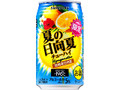 サントリー チューハイ -196℃ 夏の日向夏 缶350ml