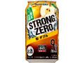 サントリー チューハイ ‐196℃ ストロングゼロ 梨ダブル 缶350ml