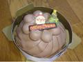 ロッテリア クリスマスチョコレートケーキ