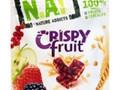 丸紅 NATURE ADDICTS! CRISPY fruit レッドフルーツ味 袋35g