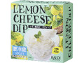 カルディ レモン風味チーズディップ 箱45g