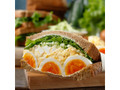 スターバックス エッグサンドイッチ