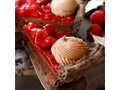 スターバックス ラズベリーチョコレートパイ