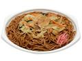 セブン-イレブン 肉と野菜の旨み広がる麺たっぷりソース焼そば