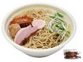 セブン-イレブン 中華蕎麦とみ田監修3種肉盛り中華そば