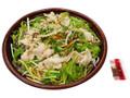 セブン-イレブン 豚しゃぶと香味野菜のおだしパスタ