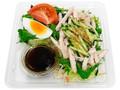 セブン-イレブン 柚子ポン酢で食べる蒸し鶏サラダ