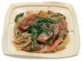 セブン-イレブン レバーと野菜の香ばし炒め