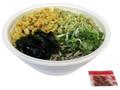 セブン-イレブン たぬき蕎麦 えび揚玉と青さ揚玉