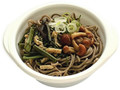 セブン-イレブン ミニ山菜なめこ蕎麦