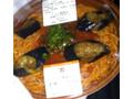 セブン-イレブン ナスと挽肉の辛味スパゲティ