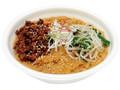 セブン-イレブン 熟成中華麺!鶏白湯スープの担々麺