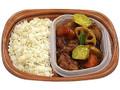 セブン-イレブン もち麦もっちり!鶏と野菜の黒酢あん弁当