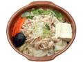 セブン-イレブン 野菜が摂れる豚しゃぶ鍋 雪の下キャベツ使用