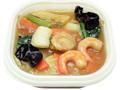 セブン-イレブン 海老とホタテの特製中華丼