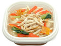 セブン-イレブン 1/2日分の野菜!サラダチキンあんかけ丼