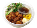 セブン-イレブン 甘辛鶏唐揚げのパスタサラダ