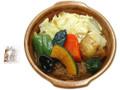 セブン-イレブン 9種具材のベジタブルスープカレー